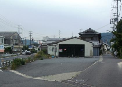 店舗・事務所…志筑店舗国道沿い